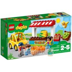 Конструктор LEGO Duplo Рынок 10867