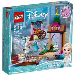 Конструктор LEGO Disney Princess Приключение Эльзы на рынке 41155