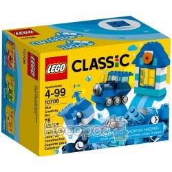 Конструктор LEGO Classic Синя коробка для творчого конструювання 10706
