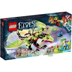 Конструктор LEGO Elves Злой дракон короля гоблинов 41183
