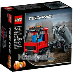 Конструктор LEGO Technic Навантажувач з гаком 42084