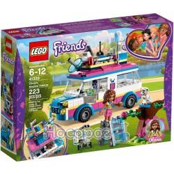 Конструктор LEGO Friends Рабочий автомобиль Оливии 41333