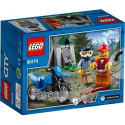 Конструктор LEGO City Погоня по бездорожью 60170
