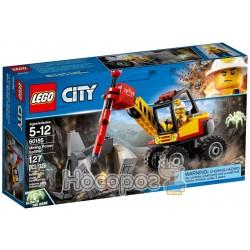 Конструктор LEGO City Мощный горный разделитель 60185