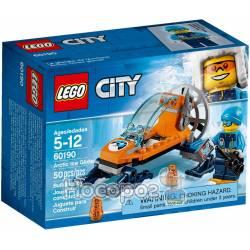 Конструктор LEGO City Arctic Ледяной глайдер 60190