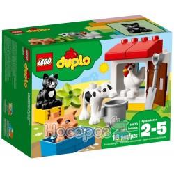 Конструктор LEGO Duplo Тварини на фермі 10870