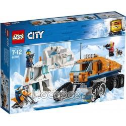 Конструктор LEGO City Грузовик ледовой разведки 60194