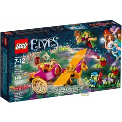 Конструктор LEGO Elves Азарі і лісова втеча гобліна 41186