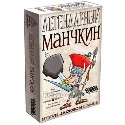 Настольная игра Hobby World Легендарный Манчкин 1200