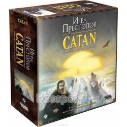 Настольная игра Hobby World Catan: Игра Престолов 1793