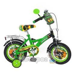 Велосипед детский мульт 12 д. P1234N