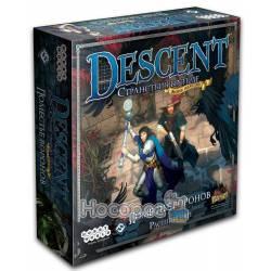 Настільна гра Hobby World Descent Маєток воронів 1414