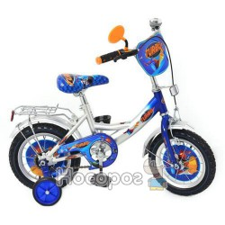 Велосипед детский мульт 12 д. P1248T TURBO