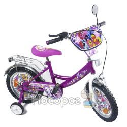 Велосипед Маленькі поні 14 BT-CB-0015