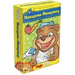 Настольная игра Hobby World Накорми мишутку 181906