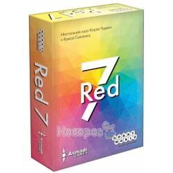 """Настільна гра Hobby World - """"Red 7"""" 1792"""