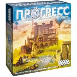 Настольная игра Hobby World Прогресс 1411