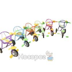 Велосипед трьохколісний BT-CT-0016 6 кольорів