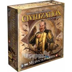 """Настольная игра Hobby World Цивилизация Сида Мейера """"Мудрость и война"""" 1760 (дополнение)"""