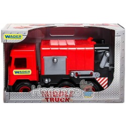 "Мусоровоз Wader ""Middle truck"" 39488"