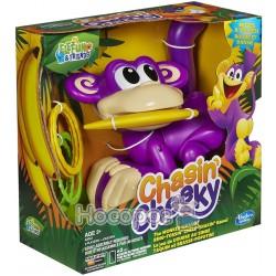 "Настольная игра Hasbro ""Chasin Cheeky"" А2043"
