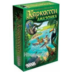 Настольная игра Hobby World Каркассон. Амазонка 1730