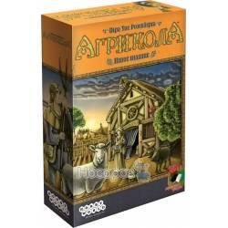 Настольная игра Hobby World Агрикола 1608 (новое издание)