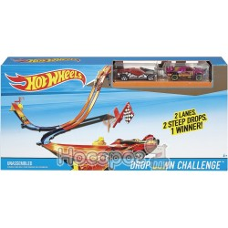 "Трек 3 в 1 Hot Wheels ""Супер Гонки"" DNN81"