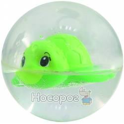 """Игрушка для ванны Simba """"Черепашка в шаре"""" 4010034"""