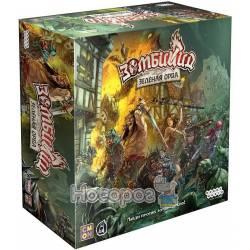 Настольная игра Hobby World Зомбицид: Зелёная орда 181883