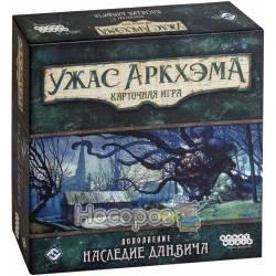Настольная игра Hobby World Ужас Аркхэма: Наследие Данвича 181931 (карточная игра)