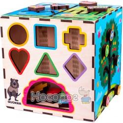 Развивающий интерактивный куб Quokka QUOKA001A