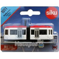 Трамвайный вагон Siku 1011