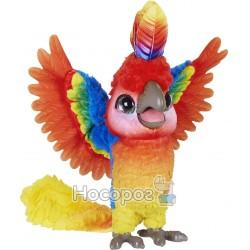 "Интерактивная игрушка Hasbro FurReal Friends ""Попугай"" Rock-a-Too E0388EU4"