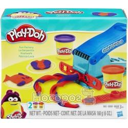 """Игровой набор Hasbro Play-Doh """"Фабрика веселья"""" B5554EU40"""