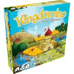 Настольная игра Feelindigo Kingdomino Доминошное королевство FI17009