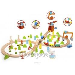 """Игровой набор Classic World """"Железная дорога Порт"""" 4163"""