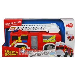 """Функциональное авто Dickie Toys """"Пожарная служба"""" 3306000"""