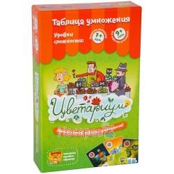 Настольная игра Банда Умников Цветариум УМ035