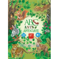 .FastArKids ABC book Ant's Adventures