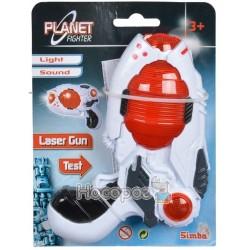 Лазерный бластер Simba Космический патруль 8042205