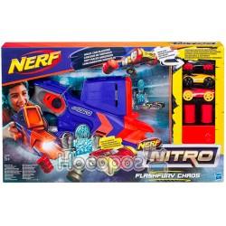 Игровой набор Hasbro Nerf Nitro Флэшфьюри C0788
