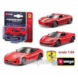 Автомодели Ferrari Bburago 1856000