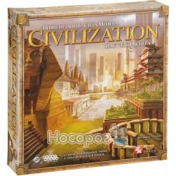Настільна гра Hobby World Цивілізація Сіда Мейера (3-е рус.ізд.) 1112
