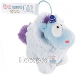 """Мягкая игрушка с петелькой NICI Единорог """"Снежный Колдсон"""" 42441"""