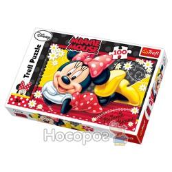 "Пазл ""Веселая Минни"" Disney"