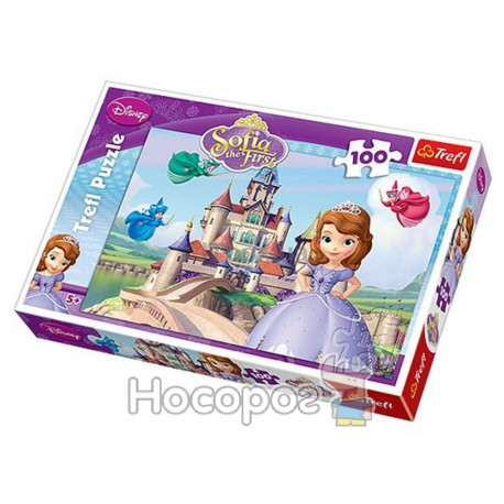 "Пазл ""Ее Величество София"" Disney Sofia the First"