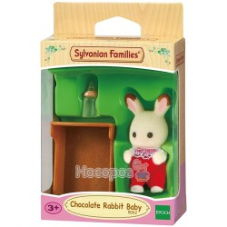 """Игровой набор Sylvanian Families """"Шоколадный Крольчонок"""""""