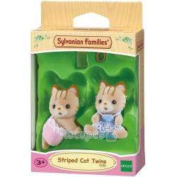 """Игровой набор Sylvanian Families """"Полосатые котята-двойняшки"""" 5188"""