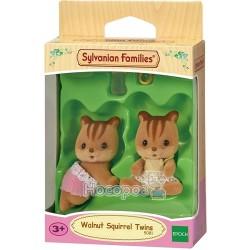 """Игровой набор Sylvanian Families """"Ореховые бельчата-двойняшки"""" 5081"""